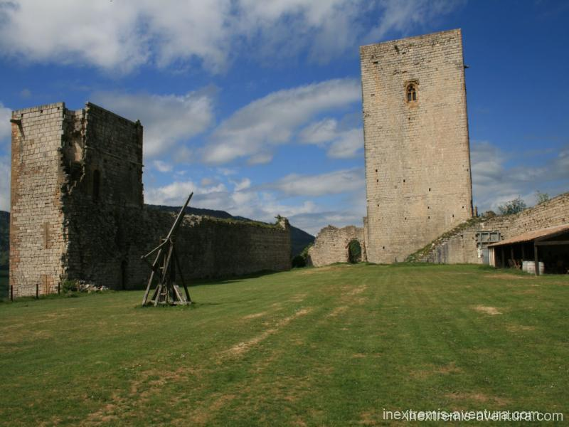 Rando sentier chateaux cathares - Puivert - Aude