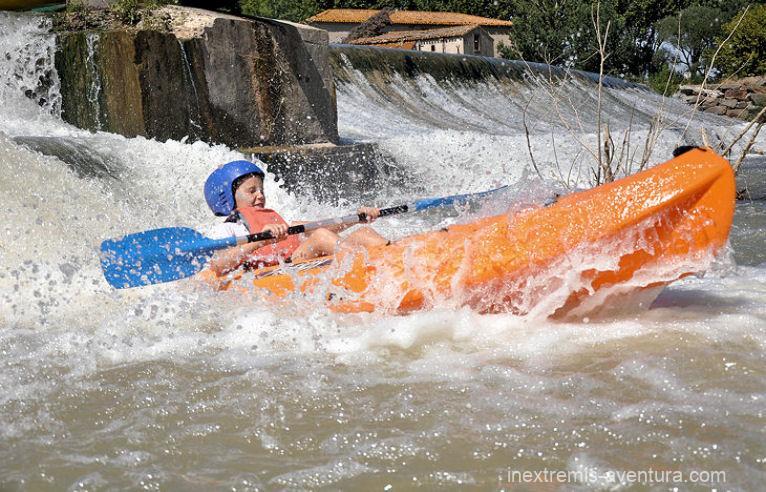Canoë Kayak sur l'Aude