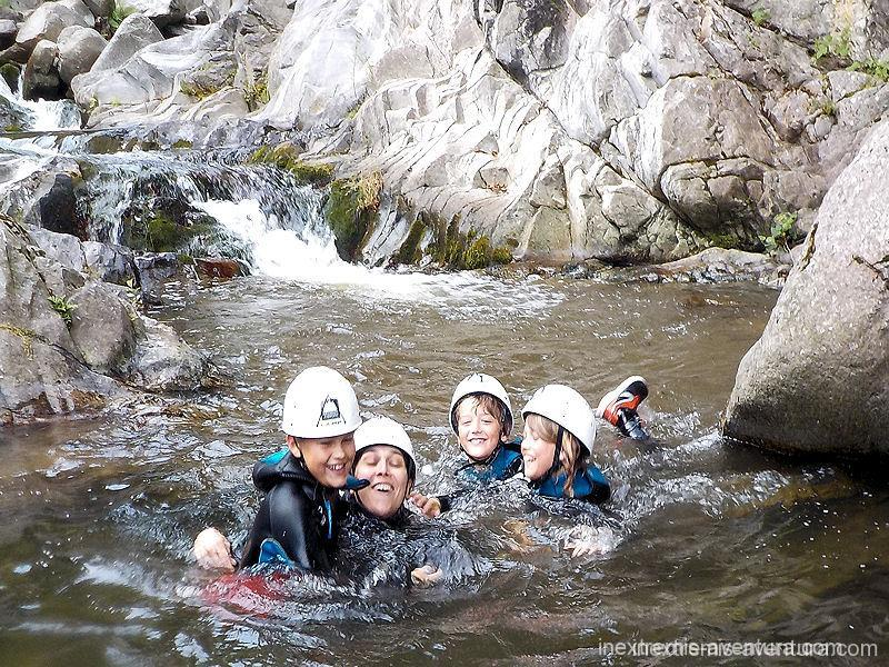 CANYONING TERME INFERIEUR