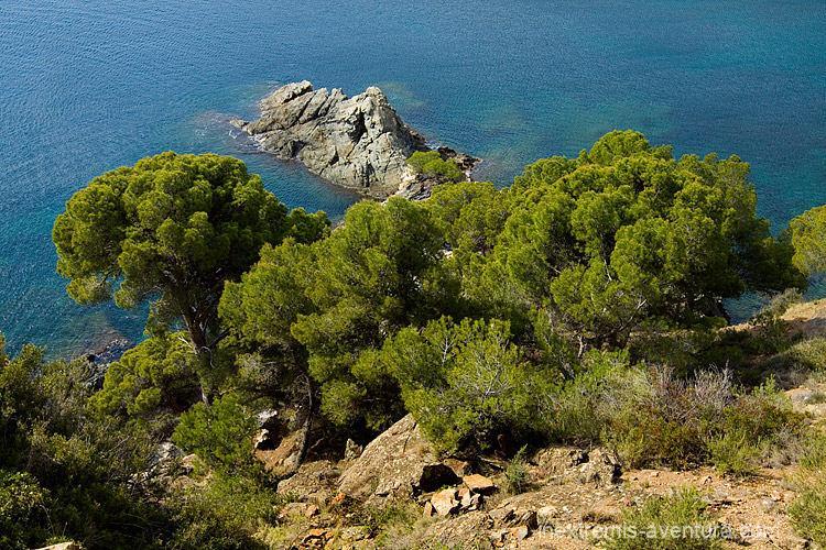 Randonnée Cadaqués Tour du Cap de Creus Costa Barva - Espagne