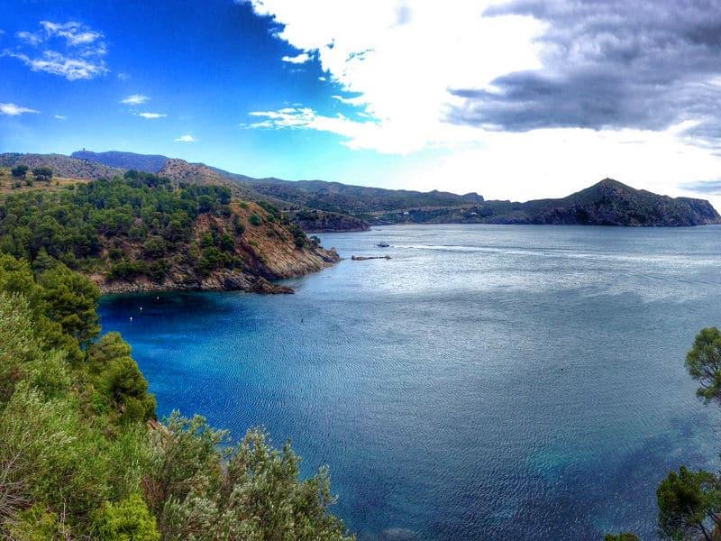 Randonnée Gr92 - Cadaquès Llafranc - Costa Brava Es