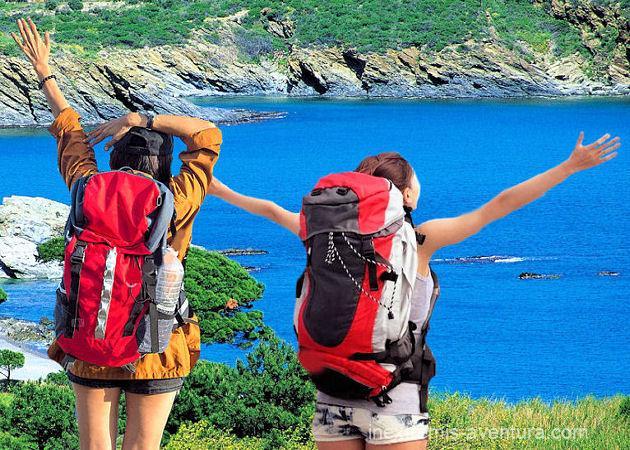 Randonnée Collioure Cadaquès - France & Espagne