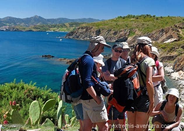Randonnée autour de Collioure et sur le sentier du littoral