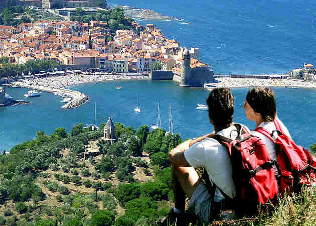 Randonnée Collioure-Cadaquès - Sentier du littoral