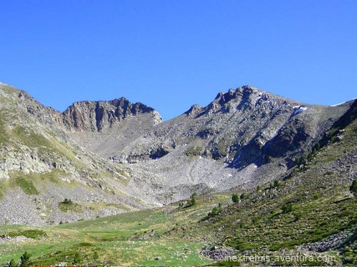 Randonnée Tour du Canigó - Massif Canigou - Pyrénées Orientales - France