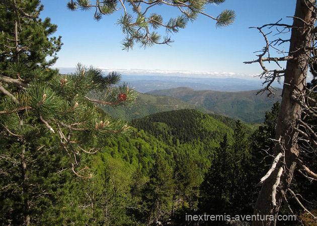 Randonnée Sud Canigó (Massif du Canigou)