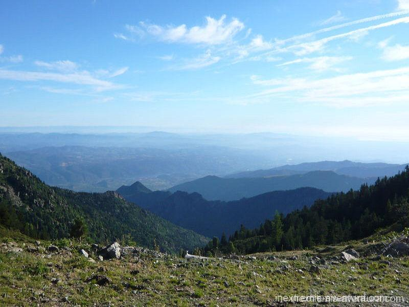 Randonnée sud Canigó - Massif Canigou - Pyrénées Orientales - France