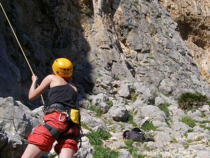 Escalade à Vingrau et Tautavel Pyrénées Orientales