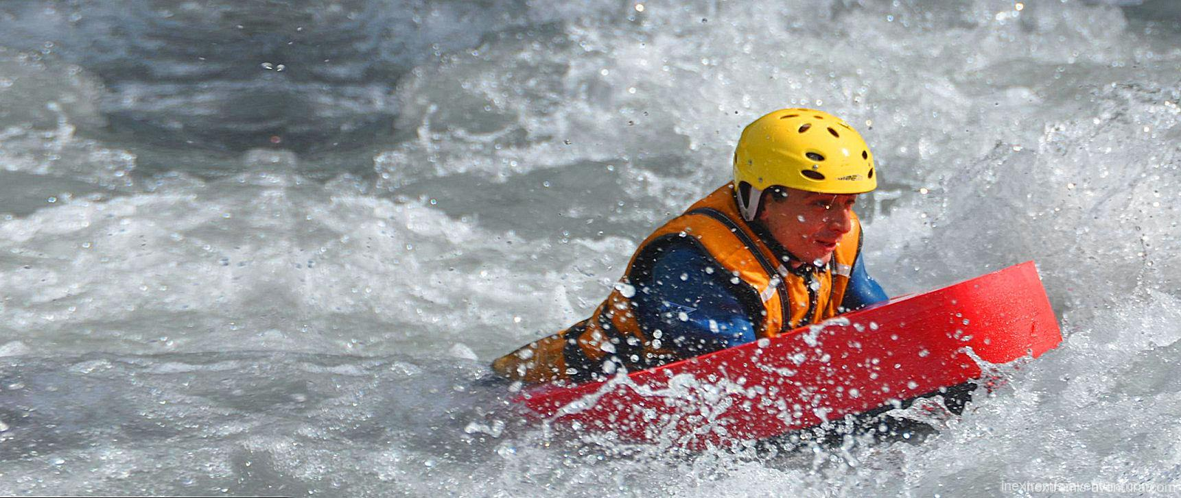 Hydrospeed Sport d'Eau Vive - Aude