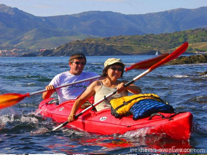 Kayak de Mer Pyrénées Orientales