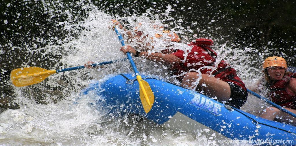 Rafting Sport d'Eau Vive - Aude