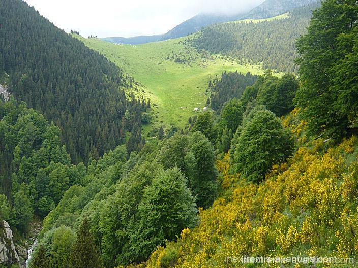 Randonnée Tour du valles Pir - Sud Cangó - Pyrénées Orientales