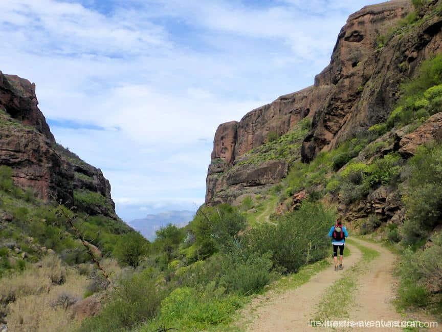 Randonnée Grande Canarie - Gran Canaria