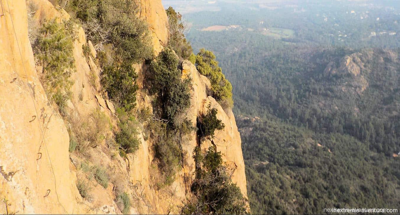 Via Ferrata Agulles Rodones - Solius - Catalogne - Espagne