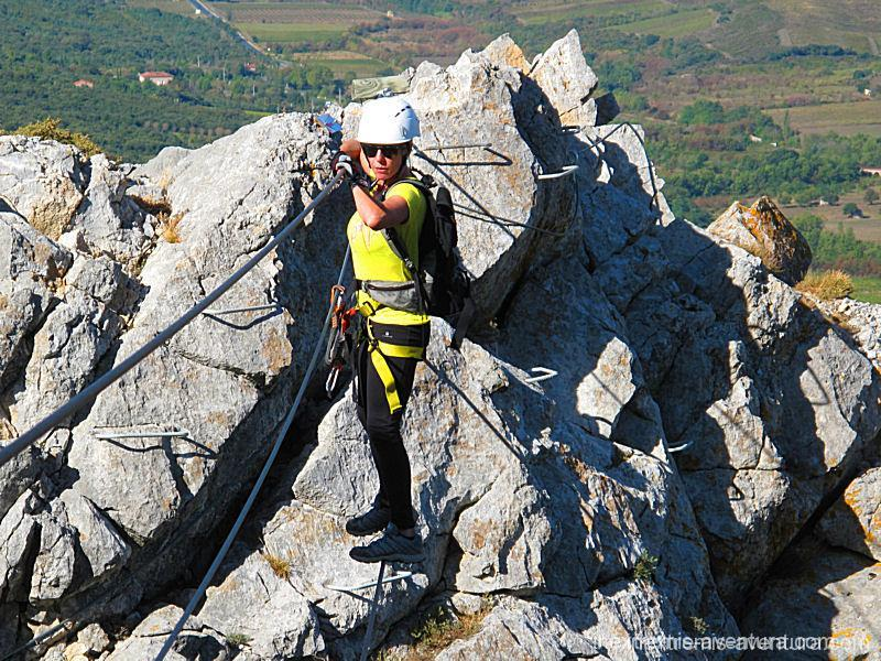 Via Ferrata Pichona et Panoramique