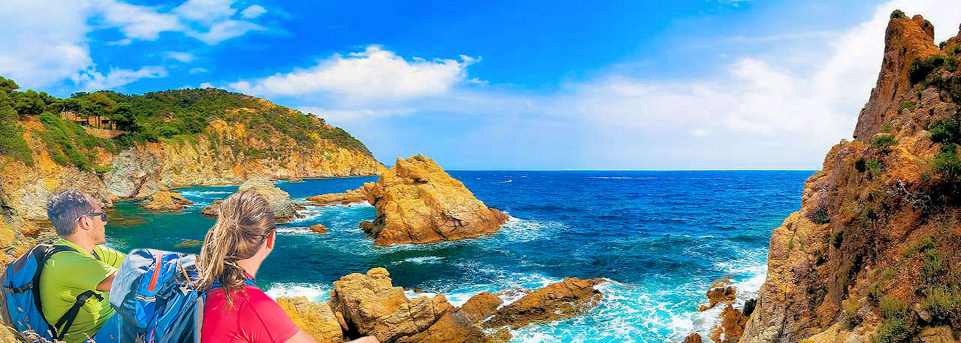 Randonnée Costa Brava - Catalogne - Espagne