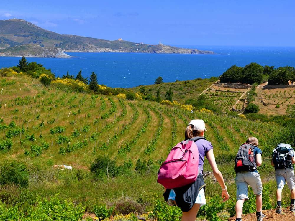 Randonnée Collioure Cadaqués (Banyuls sur Mer)