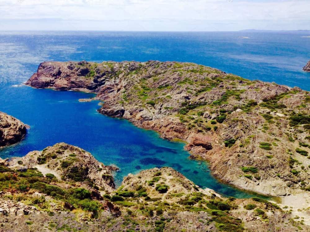 Randonnée Collioure Cadaqués (Cap de Creusa)