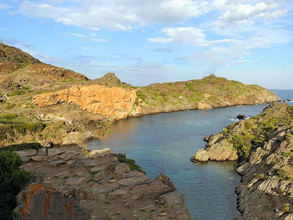Randonnée Cadaqués Tour du Cap de Creus Costa Brava - Cla Conjurador -Espagne