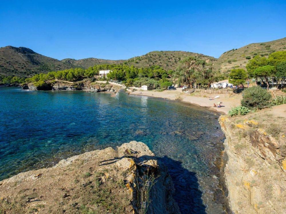 Randonnée Cadaquès Tour du Cap de Creus Costa Brava - Cala Pelosa- Espagne