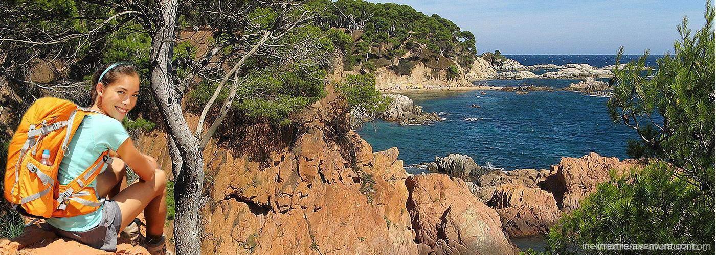 Randonnée Costa Brava - Cami de Ronda - Catalogne - Espagne