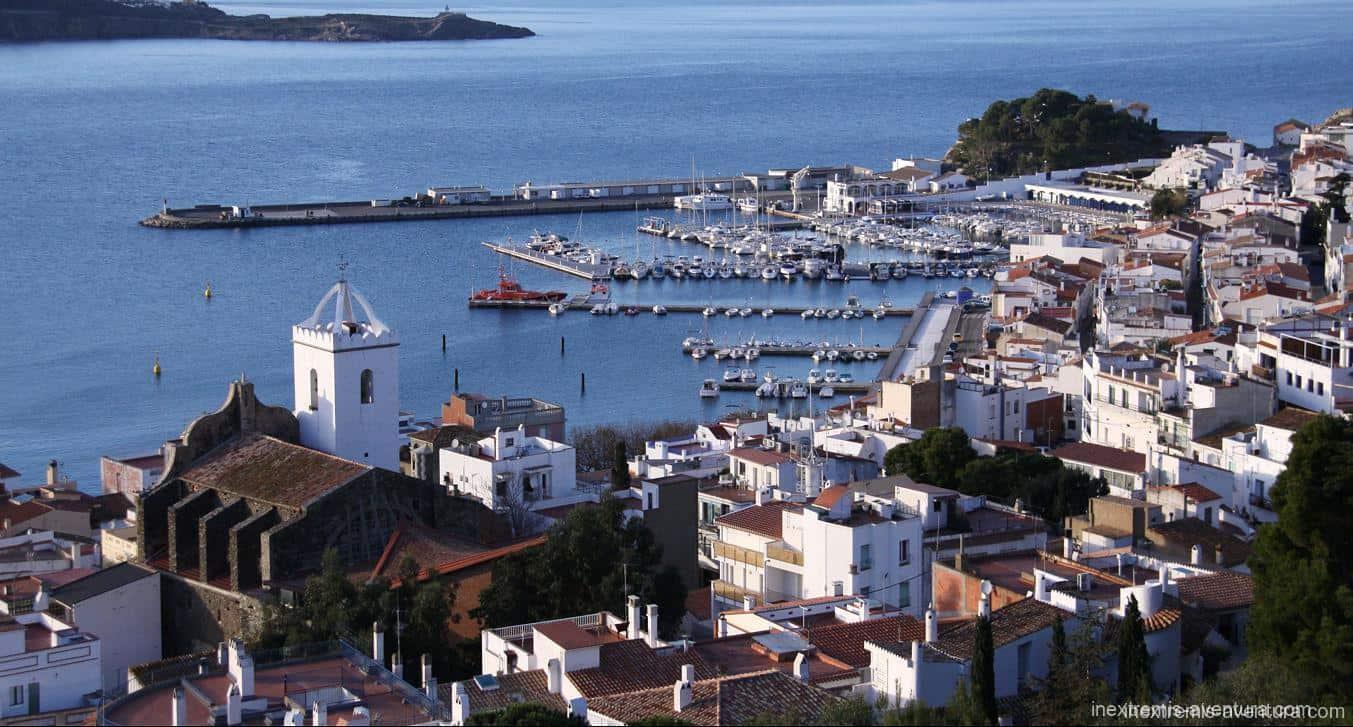 Rando Thalasso Port de la Selva - Costa Brava - Catalogne - Espagne